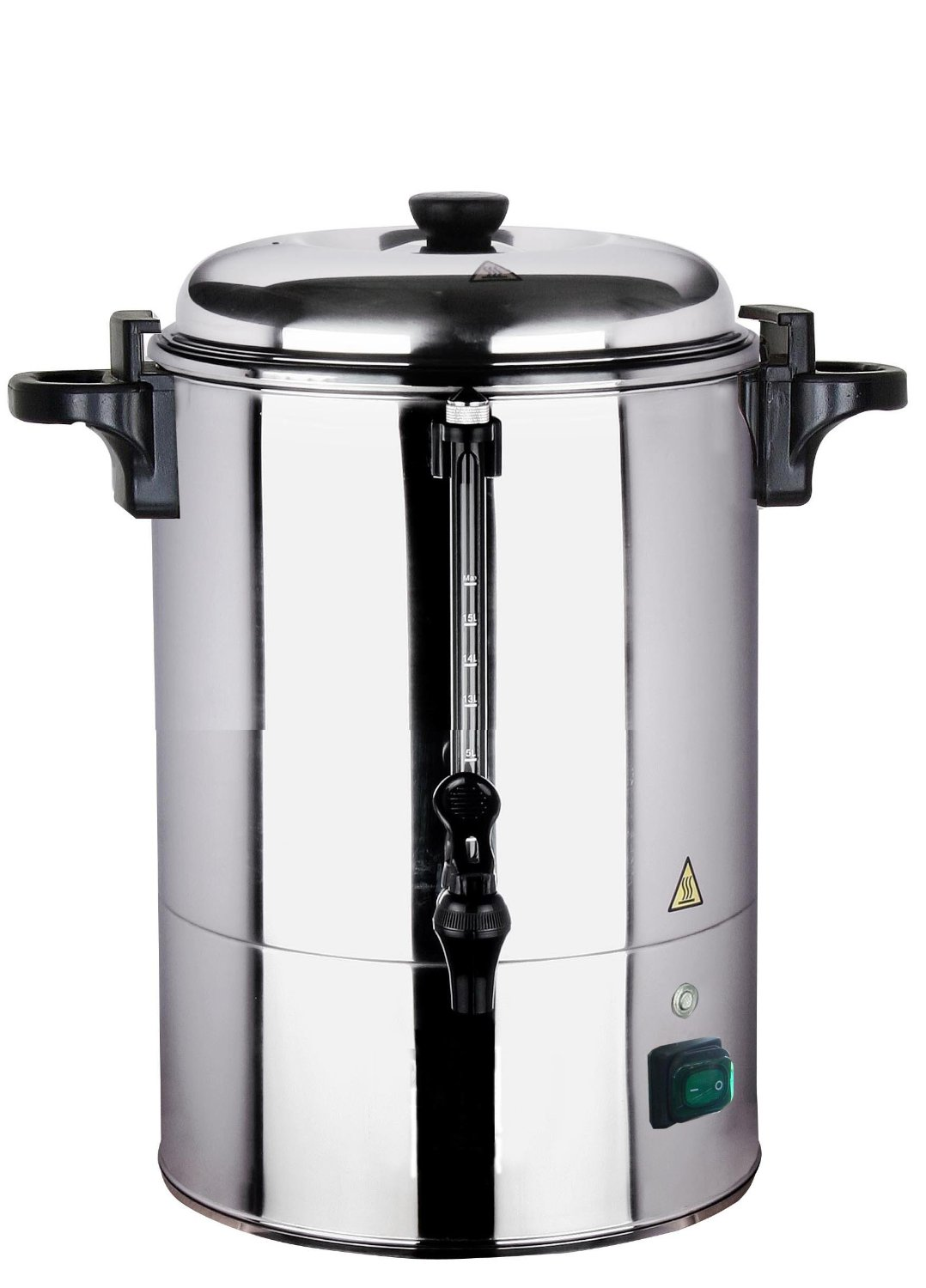 Solo Commercial 30 Cup Insulated Hot Water Boiler and Warmer ...