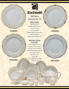 Dinnerware 2